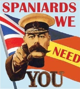 Spanish needs you