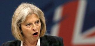 Theresa May e