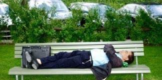 park bench e