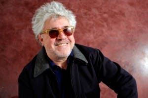 'PRIVILEGE': Almodovar honoured at Cannes role