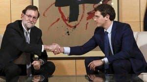 Rajoy and Rivera