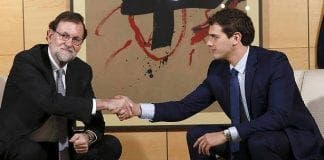Rajoy and Rivera