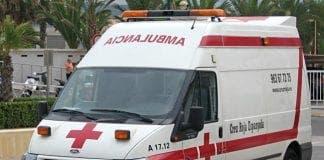 ambulancia e