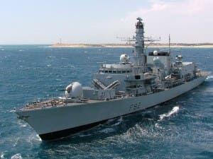 uk warship