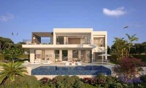 Arboleda villa