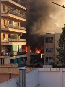 barcelona explosion