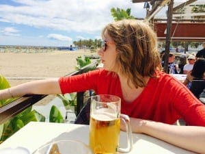 EXPAT OR IMMIGRANT? OP blogger Lily McNally