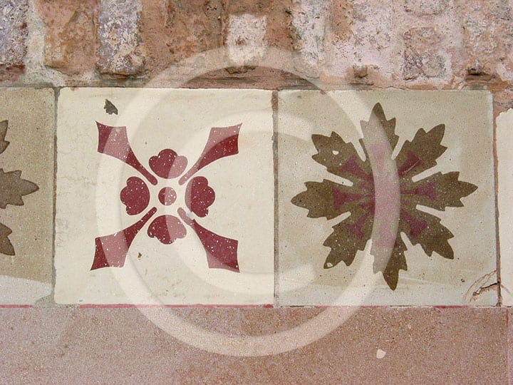 olive press spain hydraulic tile