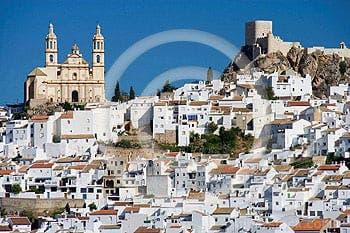 olive press spain olvera castle