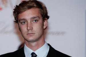 ROYALTY: Princess Caroline's son, Pierre Casiraghi