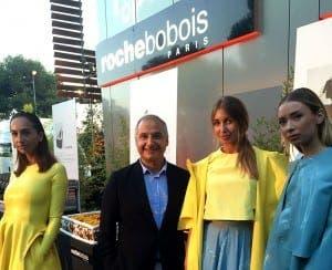 Roche Bobois CEO Gilles Bonan