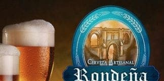 cerveza artesanal rondena