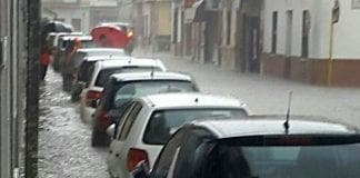 flooding andalucia
