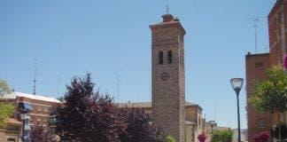 mostoles church e