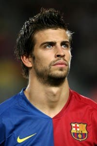 PIQUE-D: Barca star quits Spain team