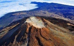 Volcano on Tenerife