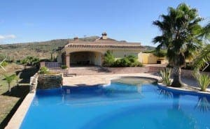 FOR SALE: Villa in Guaro - €1.2m