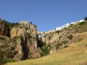 RONDA: Beneath the Puente Nuevo