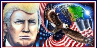 GILES COLUMN Trump Portrait e