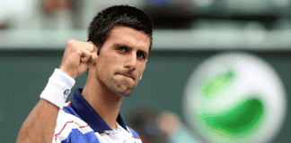 Novak Djokovic e
