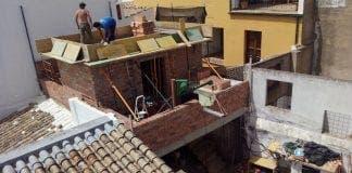 Paddy housebuilding blog spain
