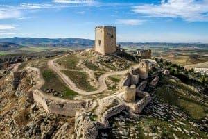 Teba's La Estrella castle