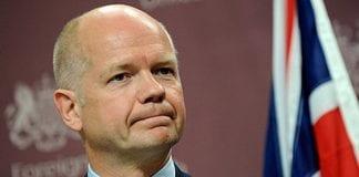 William Hague e