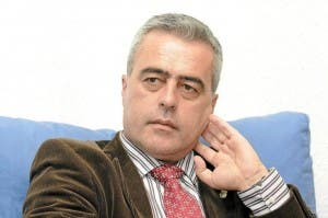 Antonio Barrientos, ex-Estepona mayor