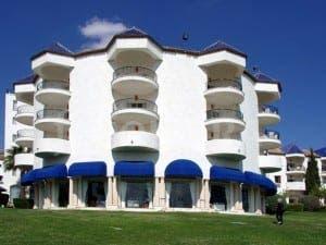 Byblos hotel in Mijas
