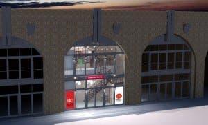 The new Cervantes Theatre in London