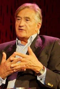 Historian Antony Beever, whose documentary, Spain Divided: The Civil War in Colour , will air on DMAX