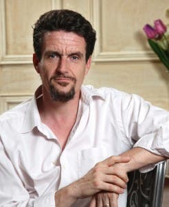 Author Colin Turner