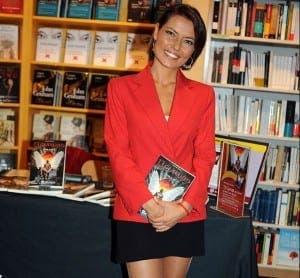 Marbella actress Mari Cielo Pajare