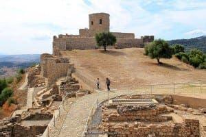 Castillo, Jimena de la Frontera