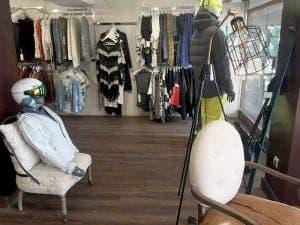 STYLISH: Rafa's new shop Snow Dream
