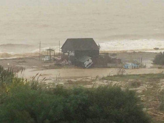 floria destroyed costa del sol IMG
