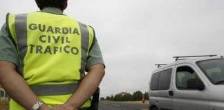 guardia civil trafico