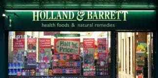 holland and barrett e