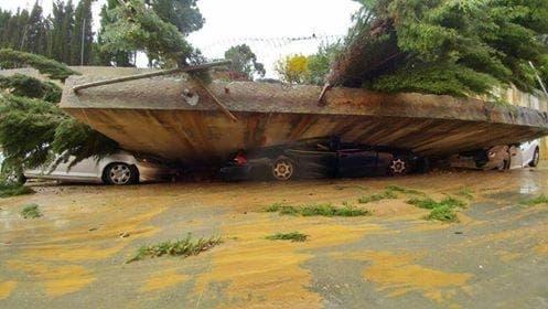 los barrios flood
