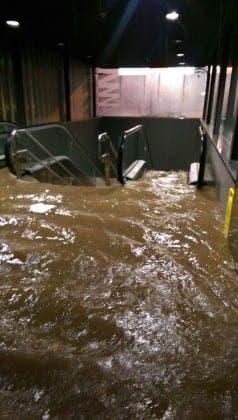 malaga flood