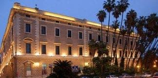 palacio aduana malaga