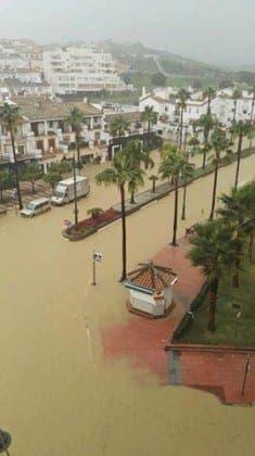 san pedro flood
