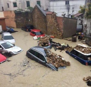 San Roque floods