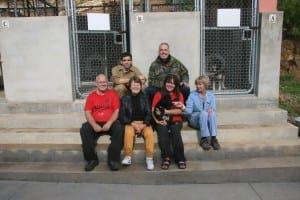 The Adana crew