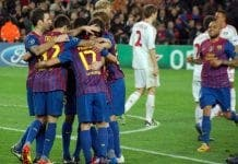 FC Barcelona Bayer Leverkusen mar e