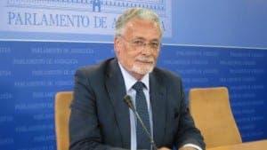 Jesús Maeztu, the Andaluz ombudsman