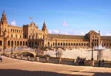 Paisaje de España e