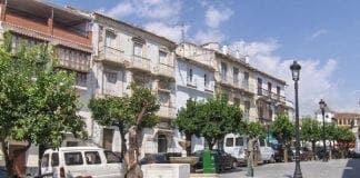 Pedestrian Velez Malaga e