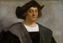 Portrait of a Man Said to be Christopher Columbus e