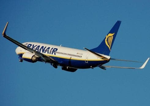 Flash Sale Ryanair Offers 20 Tickets To Celebrate New